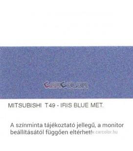 Mitsubishi Metallic Base Color: T49