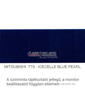 Mitsubishi Metál Bázis Autófesték Színkód: T73
