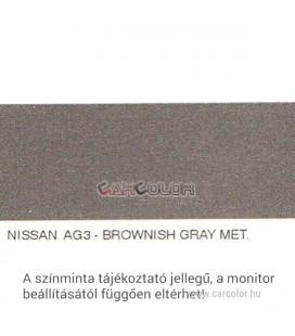 Mitsubishi Metallic Base Color: T92