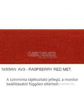 Nissan Metál Bázis Autófesték Színkód: AV3