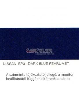 Nissan Metál Bázis Autófesték Színkód: BP3