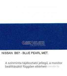 Nissan Metallic Base Color: BP3