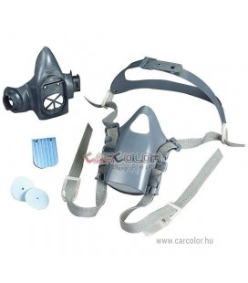 3M™ 7502 Half Face Respirator (L)