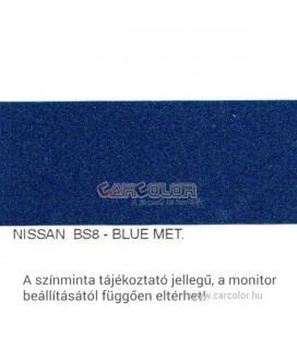 Nissan Metallic Base Color: BS8