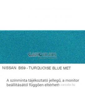Nissan Metál Bázis Autófesték Színkód: BS9