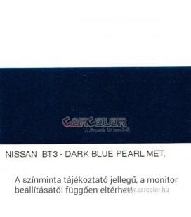 Nissan Metallic Base Color: BT3