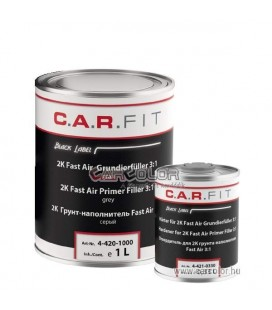 C.A.R. Fit 2K Fast Air Gyors Filler Szett 3:1 (1.33l)