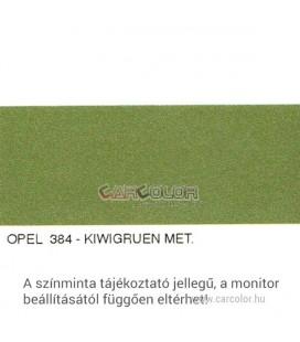 Opel Metál Bázis Autófesték Színkód: 384