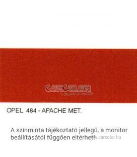 Opel Metál Bázis Autófesték Színkód: 484