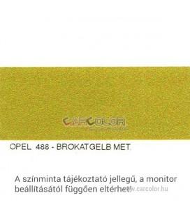 Opel Metál Bázis Autófesték Színkód: 488