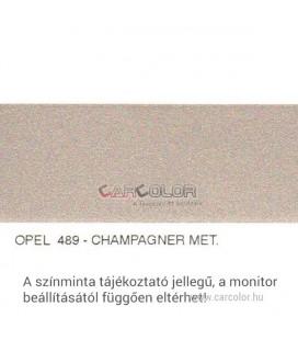 Opel Metál Bázis Autófesték Színkód: 489