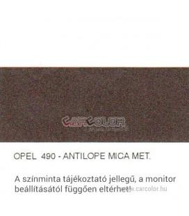 Opel Metál Bázis Autófesték Színkód: 490