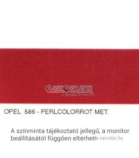Opel Metál Bázis Autófesték Színkód: 586