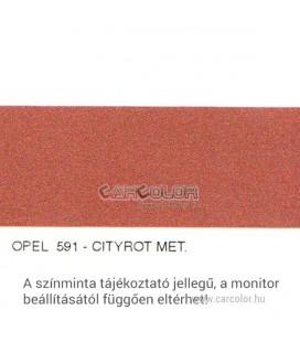 Opel Metál Bázis Autófesték Színkód: 591