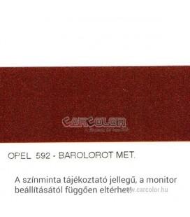 Opel Metál Bázis Autófesték Színkód: 592