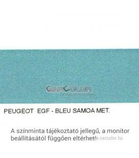 Peugeot Metál Bázis Autófesték Színkód: EGF