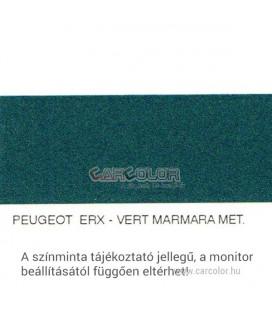 Peugeot Metál Bázis Autófesték Színkód: ERX