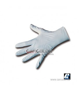 Corcos Nitrile Gloves Size:M (100pcs)