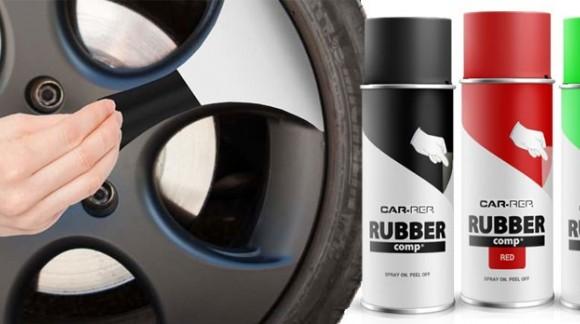 Újdonság: Folyékony gumi spray termékek
