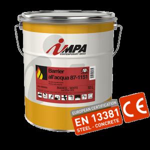Impa barrier tűzgátló festékek