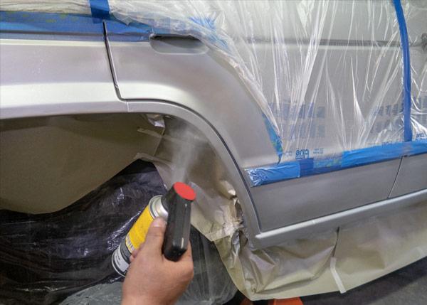 Autó javító festék spray