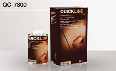QC-7300 szintelen lakk