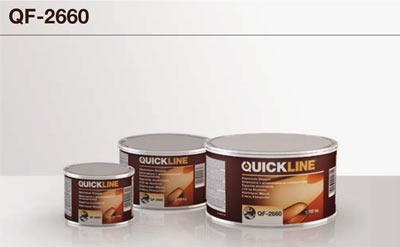 QUICKLINE QF-2660 Alumínium kitt