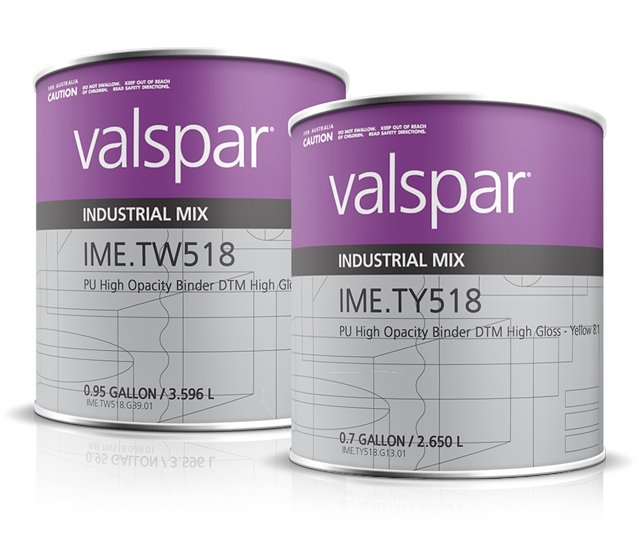 VIM - Valspar Industrial Mix
