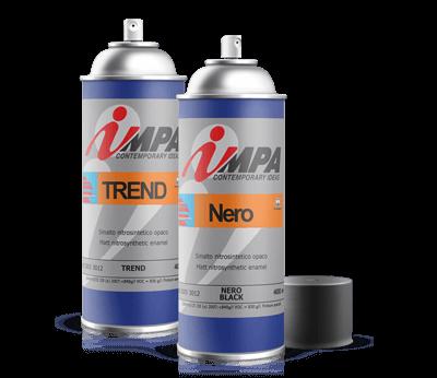 Impa spray termékek