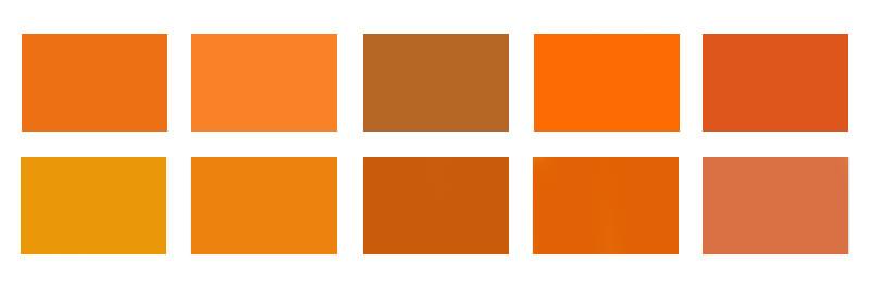 Forgalmi: 03 Narancs színkód