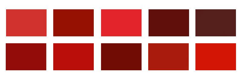 Forgalmi: 04 Piros színkód
