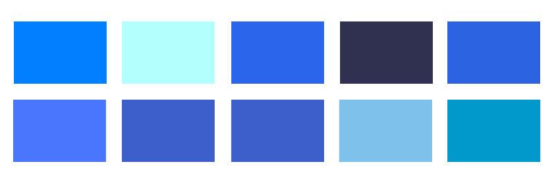 Forgalmi: 06 Kék színkód