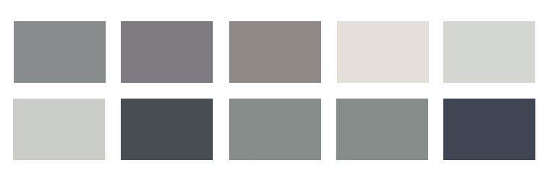 Forgalmi: 08 szürke színkód
