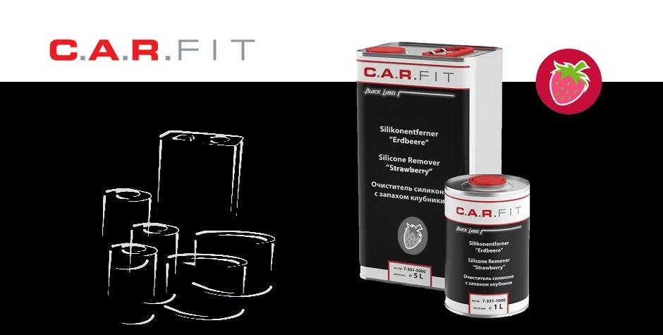 CarFit Eper illatú zsírtalanító